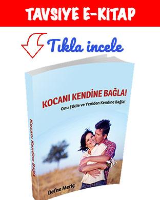 kocanı kendine bağla kitabı tavsiyesi