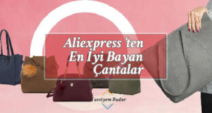 Aliexpress Bayan Çanta