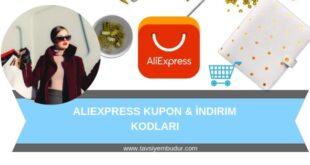 Aliexpress İndirim Kodu