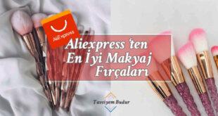 Aliexpress Makyaj Fırçası
