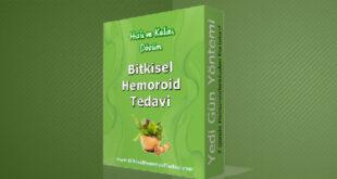 hemoroid tedavi kitabı