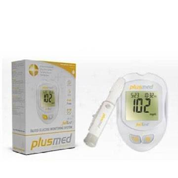 PlusMed Fasttest Şeker Ölçüm Cihazı Aleti